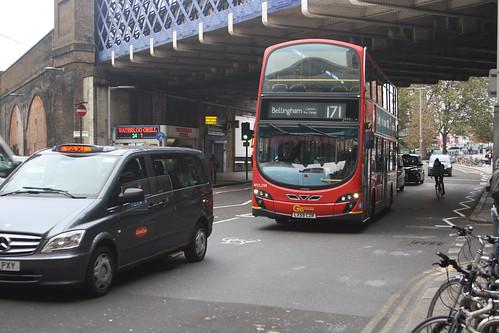 London Central WVL298 LX59CZR