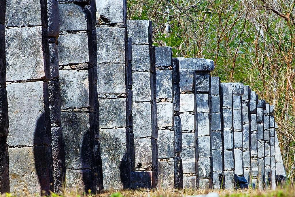 P3110213 (2) Chichen Itza Yucatan México Patrimonio de la Humanidad UNESCO