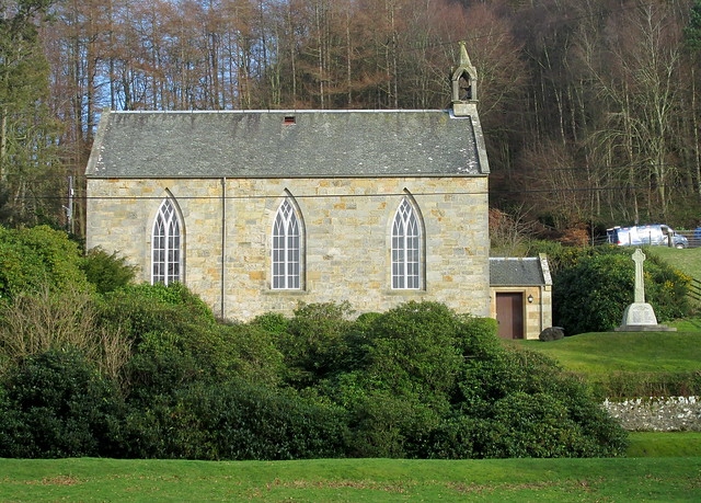 Kemback Church and War Memorial