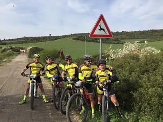 Uno scatto della gara di Gravina in Puglia
