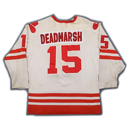 Calgary Cowboys 1975-76 B jersey