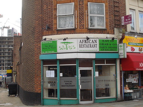 Squires, Canning Town, London E16