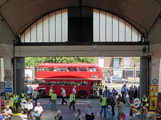 Stockwell Bus Garage Open Day | by diamond geezer