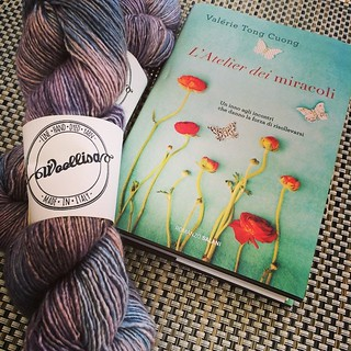 New book new yarn :) Nuovo libro nuovi filati :) | by emmafassio