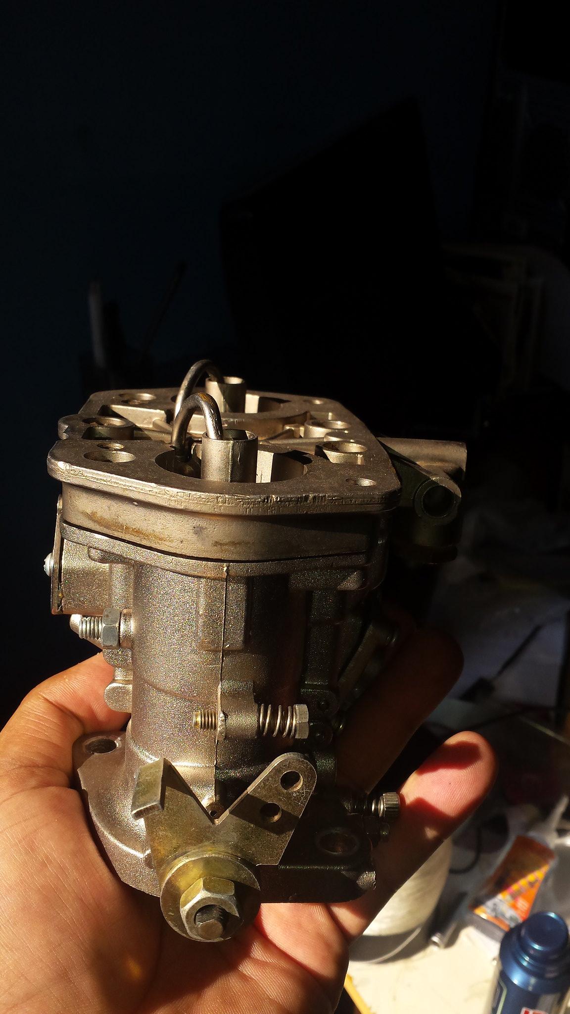 Turbo - Preparação para o Diplomata 88 4 cilindros turbo  32738305174_cd125b25ff_k