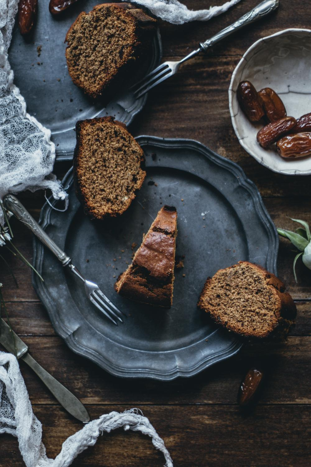 Finnish Date & Coffee Bundt Cake | Lab Noon by Saghar Setareh-24