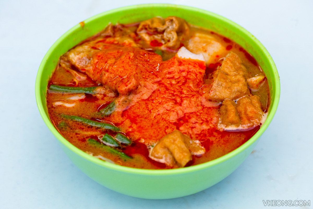 Sri Sinar Curry Mee