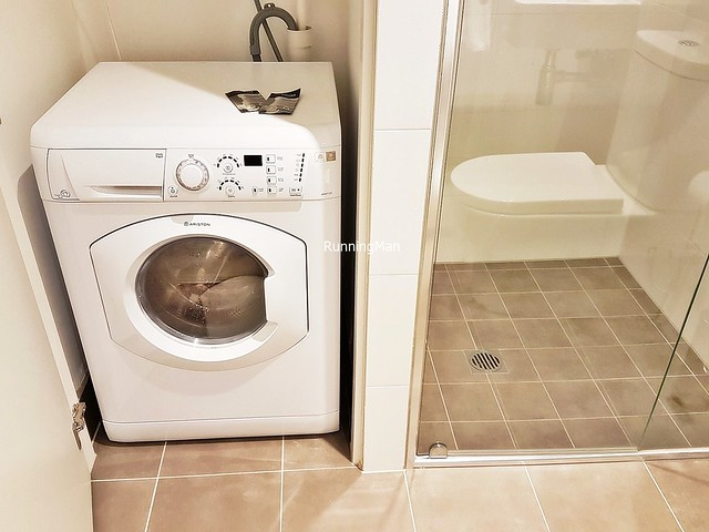 Silkari Suites Chatswood 06 - Washer, Dryer