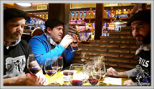 Gimkana Gastronómica por Bilbao 18