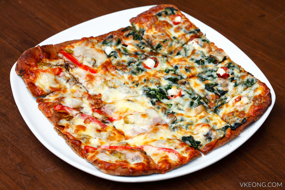 Brotzeit Thin Crust Pizza