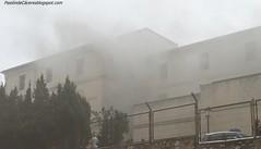 Incendio Hospital Virgen de la Montaña