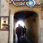 Perugia (#IJF17): Ristorante del Sole