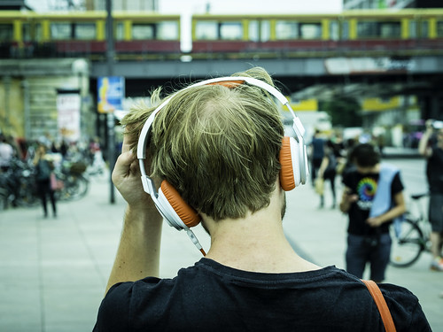 Man with Headphones | by kohlmann.sascha