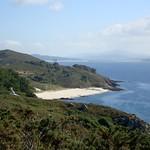 Isla de Ons, Playa de Melide.Galicia.