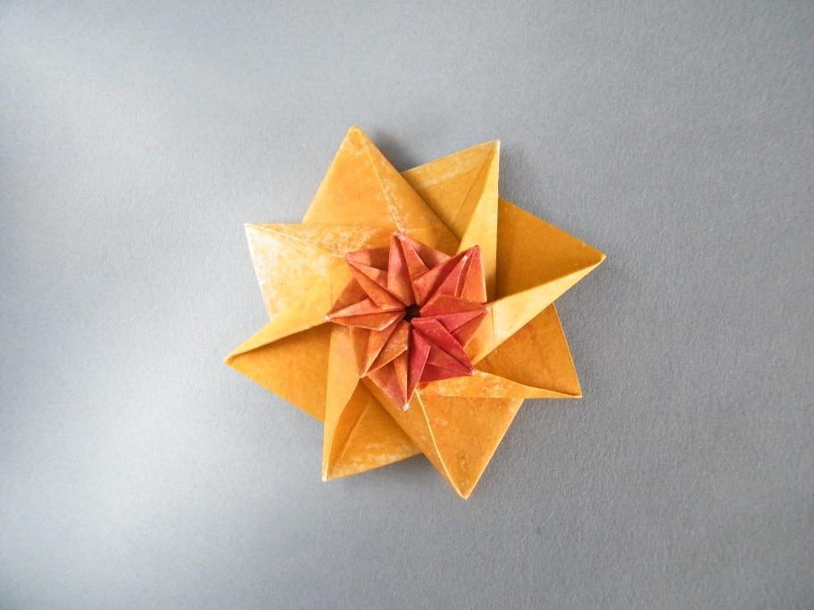 flower pattern tomoko fuse diagram origami hana no moyo flickr rh flickr com tomoko fuse hexagon box diagram tomoko fuse shell diagram