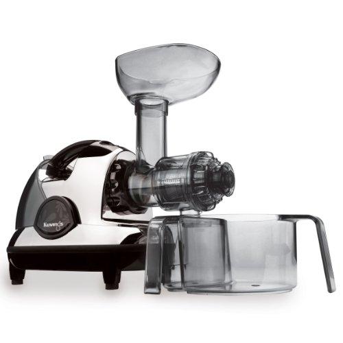 Best Masticating Juicer Consumer Reports : Kuvings NJE-3570U Masticating Slow Juicer, Chrome Save $ 5? Flickr