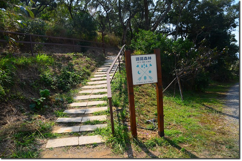 土地公坑諾諾森林登山步道 1