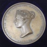 1885 ROYAL ACADEMY OF ARTS ARMITAGE MEDAL obverse