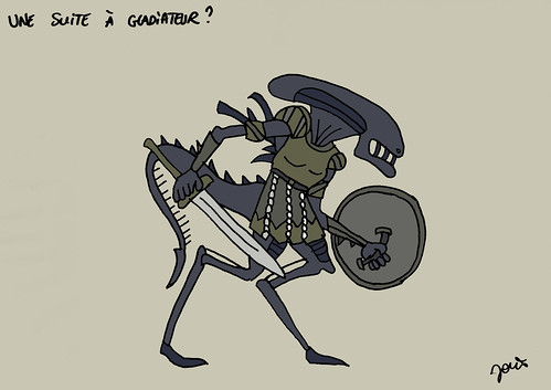 16_Gladiator Alien