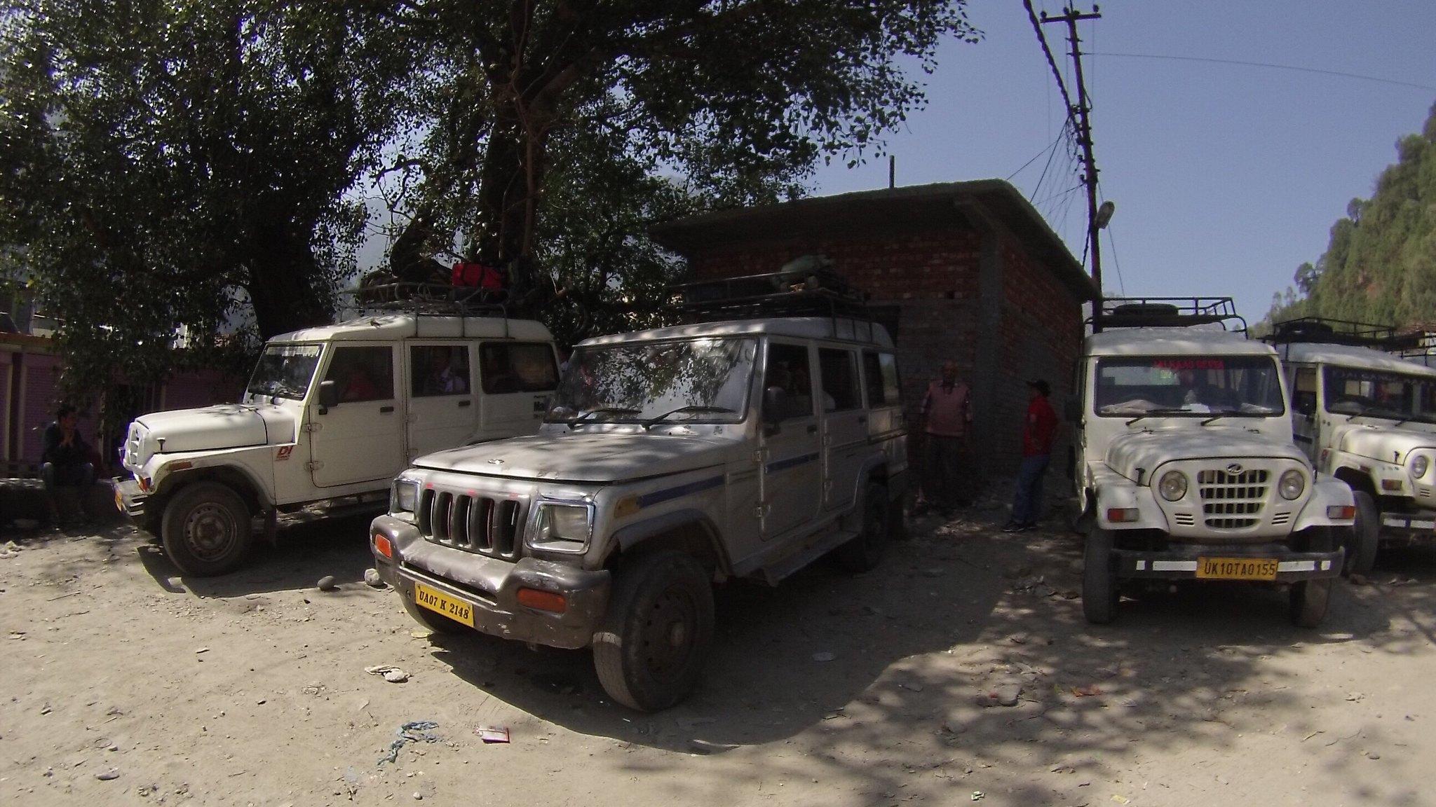 Public transfer Uttarkashi