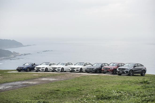 Mercedes-AMG 43家族全面搭載V6 Biturbo引擎,根據車型定位的不同,各車款被調校出截然不同的鮮明性格
