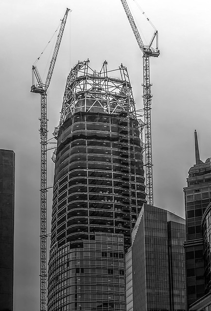 Skyscraper - Under Construction