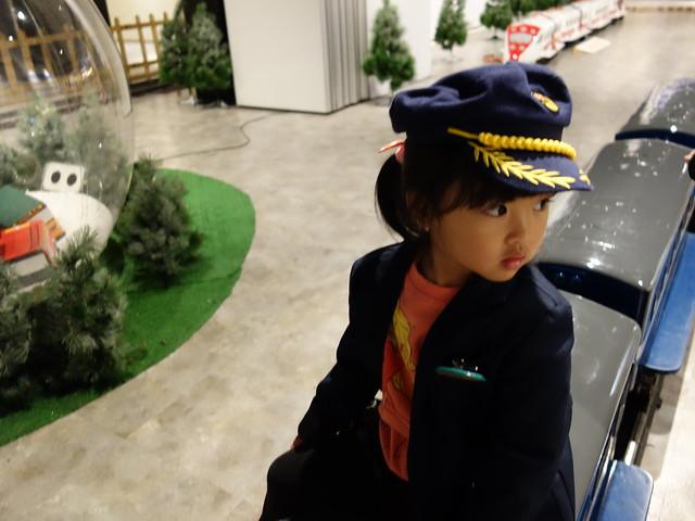 東張西望的司機大人@鐵道體驗館,CITYLINK松山館/松山火車站3F