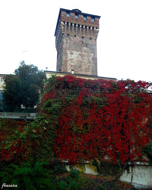 Porta Castello, Vicenza
