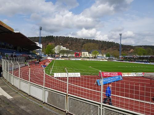 Eintracht Trier 0:4 1.FC Saarbrücken