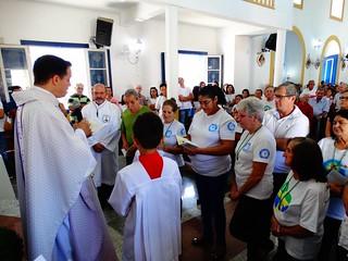 03 04 2017 Liga Católica da Paróquia de São José celebra 85 anos de existência