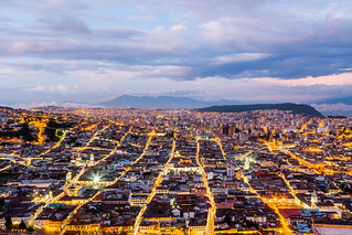 Quito Twilight | by Nomadic Vision Photography