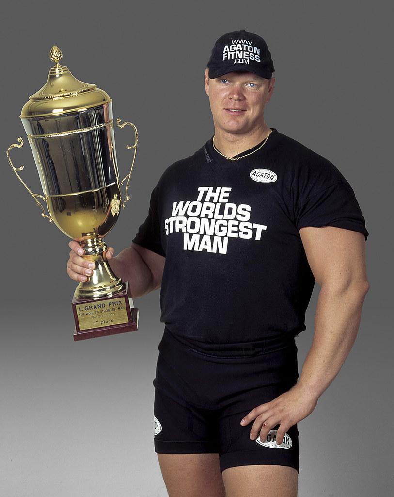 Magnus Samuelsson The Worlds Strongest Man Vrldens Starkast