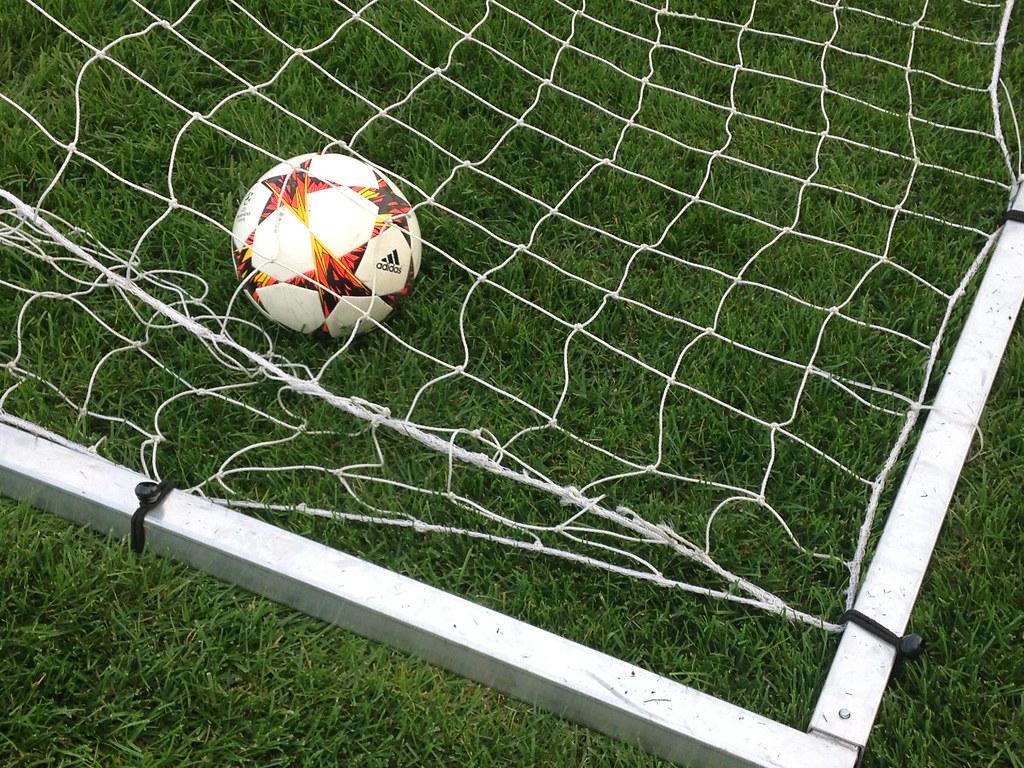 soccer goal image