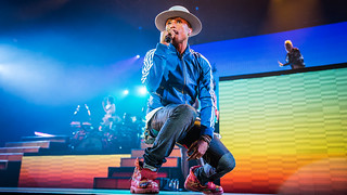 Pharrell Williams - Oslo Spektrum 2014 | by NRK P3