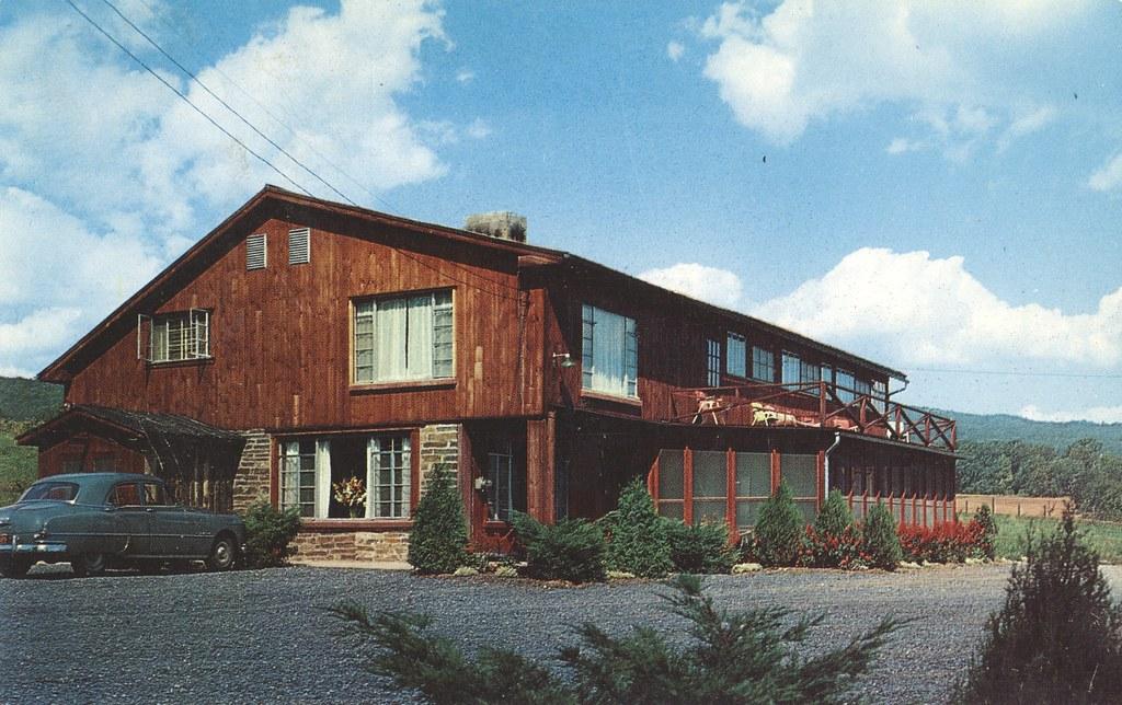 The Pine Barn Inn - Danville, Pennsylvania