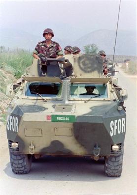 Les F.A.R. en Bosnie  IFOR, SFOR et EUFOR Althea 32557724350_d68c027f9a_o
