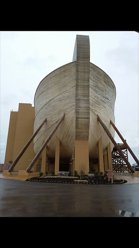 Ark Encounter, photo by a friend, Sybil