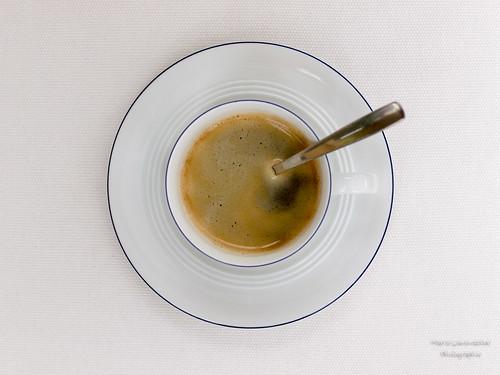 Kaffeepause ...