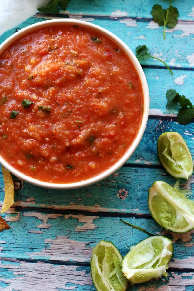 Salsa Borracha (Drunken Salsa)