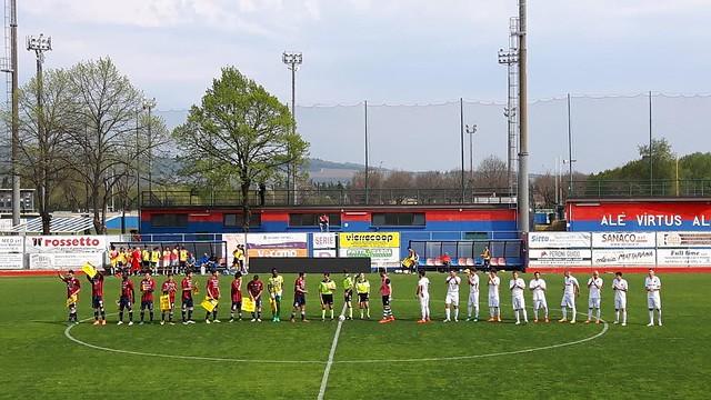 Virtus Verona-Este 0-0: poche emozioni al Gavagnin-Nocini