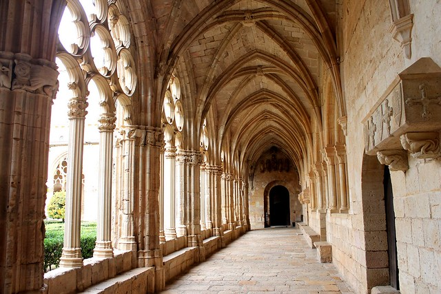 Monasterio Santes Creus 1
