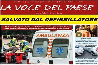 Noicattaro. Prima pagina n. 11-2017 front