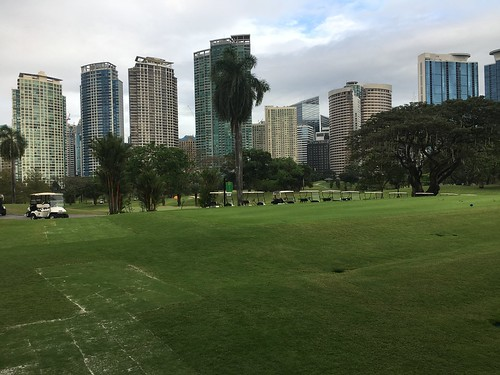 Manila Golf and Country Club March 2, 2017