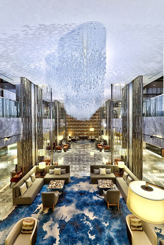 Hilton Kota Kinabalu- Lobby (1)