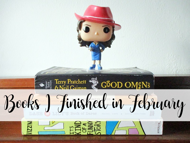Books I Finished in February - Hola Darla