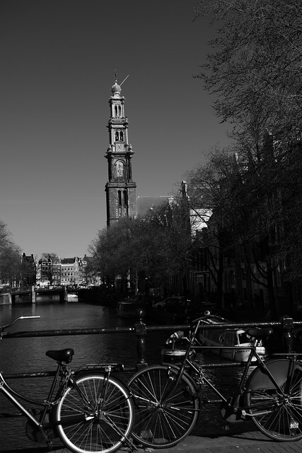 Westerkerk(Western Church),Amsterdam