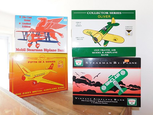 Die cast airplane collection | by thornhill3