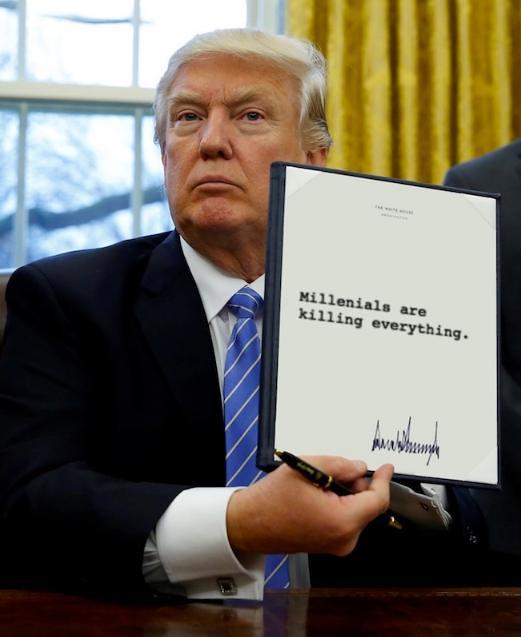 Trump_millenialskillingeverything