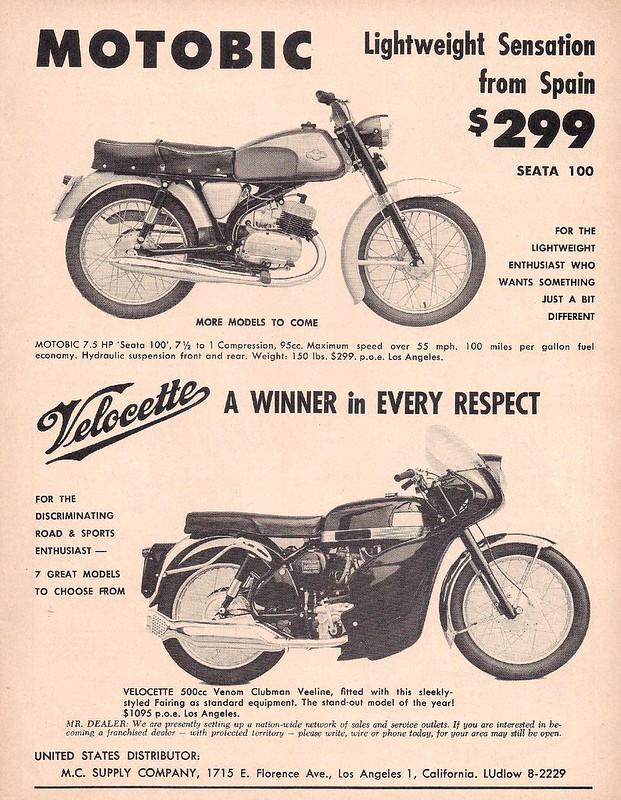 Motobic Velocette