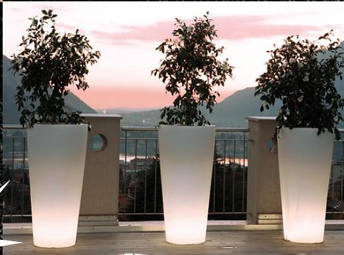 Vasi alti plart design plart design furniture flickr - Vasi alti design ...